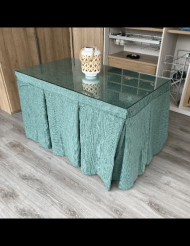 Mesa de comedor madera maciza rustica muy barata economica for Mesas rusticas comedor