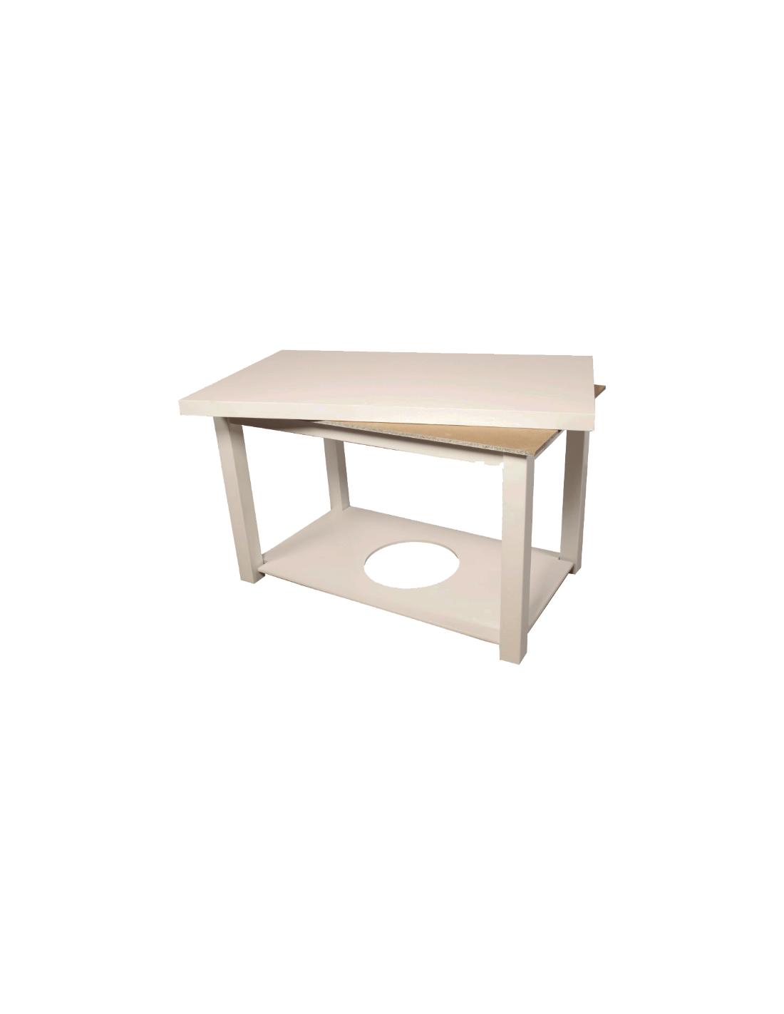 Chaise longues 2 plazas reclinable arcon 4 puff tela antimanchas 240 cm decopaq - Sofa 4 plazas chaise longue ...