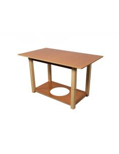 Mesa comedor comedor madera maciza